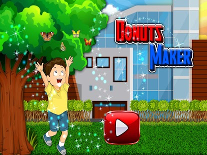 Lunch Box Maker - Donuts Shop YUMMY TO THE TUMMY- screenshot thumbnail