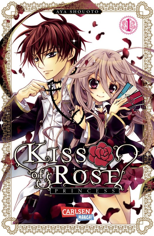 Kiss of Rose Princess (2012) - komplett