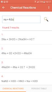 Chemistry Helper 3.0 APK + MOD Download 1