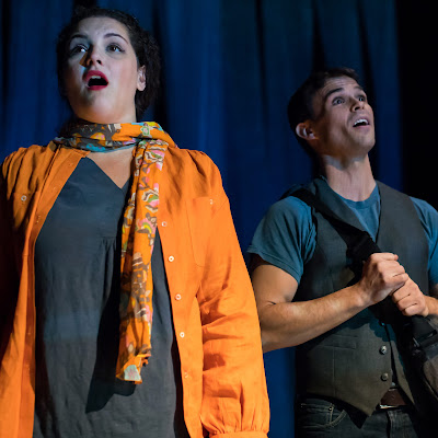 Moving stories: As One at Chicago Fringe Opera