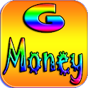 QuickThoughts G Money - App that pays you Money icon