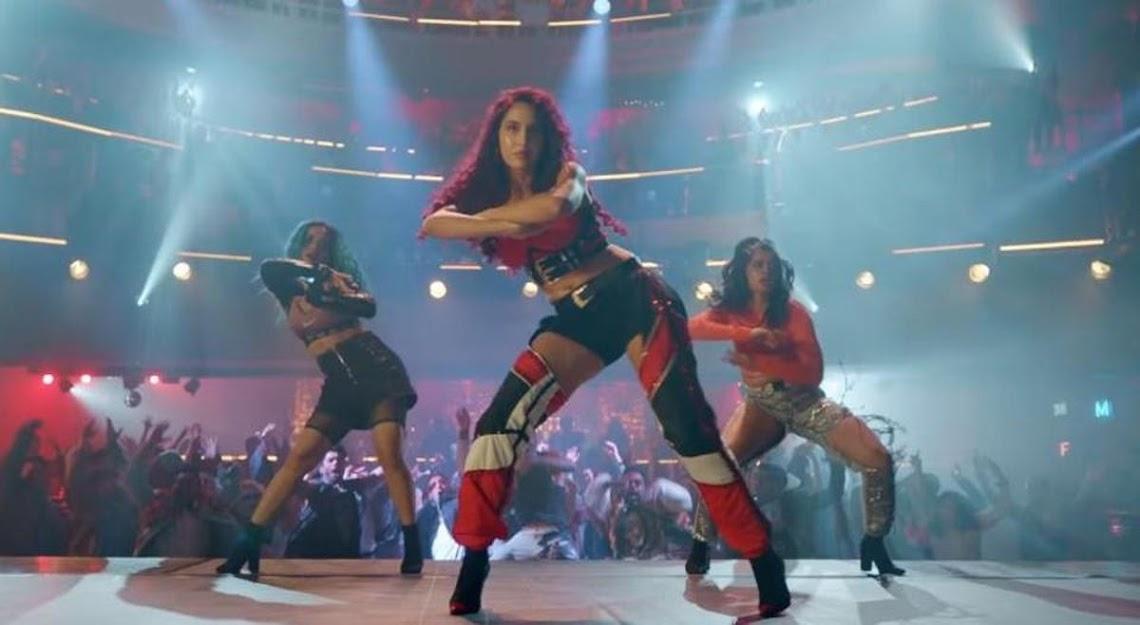 Nora Fatehi hot dance, Nora Fatehi garmi song, Nora Fatehi dance hot