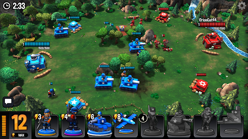 Mini Guns - Omega Wars 1.0.17 screenshots 24