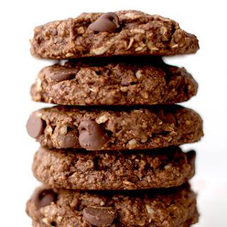 Double Chocolate Chip Coconut Cookies (vegan, Gluten-free)
