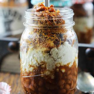 Mason Jar BBQ Parfaits