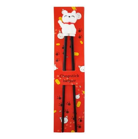 Chopsticks w Trainer Fortune Cat