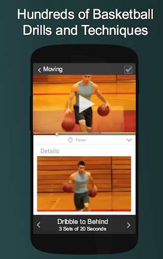 玩免費運動APP|下載Two Ball Dribbling Drills app不用錢|硬是要APP
