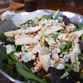 Blue Cheese and Fig Salad