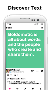 Boldomatic - Everything Text- screenshot thumbnail