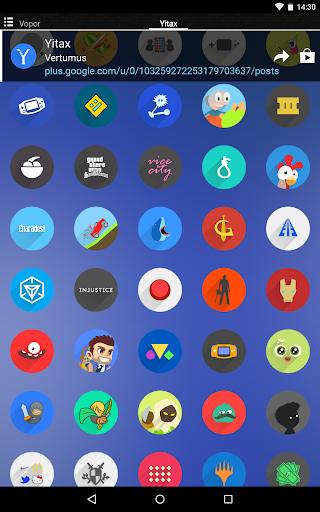 Becksang icon pack apk - Kin coin app camera