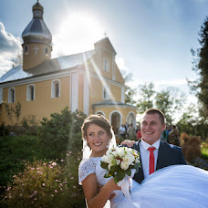 Wedding photographer Vladimir Misyac (misyatsv). Photo of 14.11.2014
