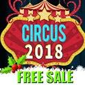 Jumbo Circus 2019 - 3 in 1 games icon