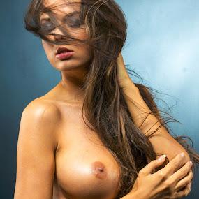 Feeling hot by Tatjana GR0B - Nudes & Boudoir Artistic Nude (  )