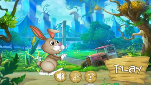 Bunny skate board
