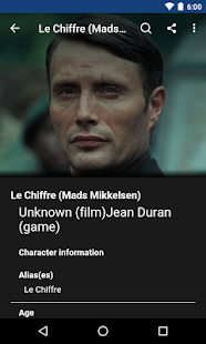 FANDOM for: James Bond - náhled