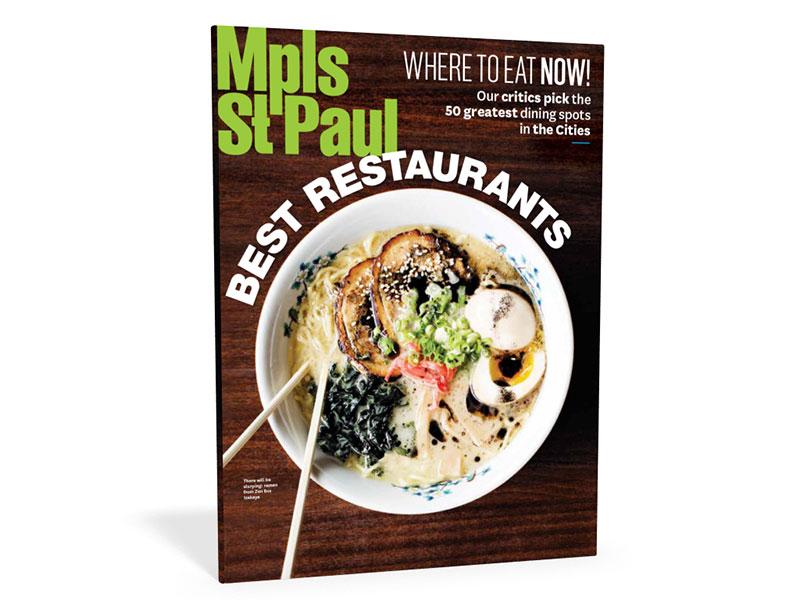50 Best Restaurants In Minneapolis Saint Paul