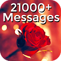 Messages Wishes SMS Collection - Images & Statuses icon