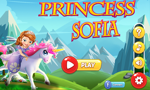 Princess Sofia World Adventure - náhled