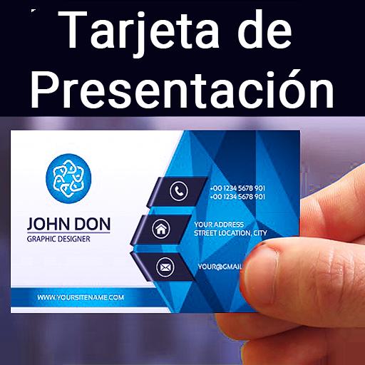 Diseño Tarjeta de presentación / visita gratis