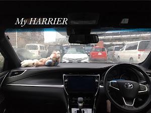 ハリアー ZSU60W PREMIUMのカスタム事例画像 Yu🌺さんの2020年01月29日13:22の投稿