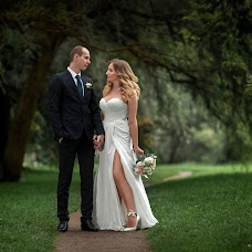 Wedding photographer Mikhail Gerasimov (fotofer). Photo of 26.01.2018