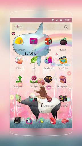 玩免費漫畫APP|下載핑크 요정 소녀의 꿈 app不用錢|硬是要APP