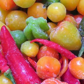 A bit of spice  by Karen Noble - Food & Drink Fruits & Vegetables (  )
