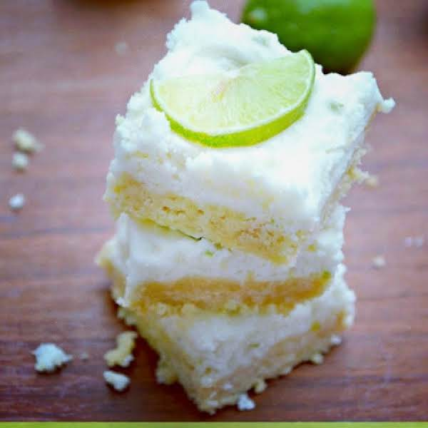 Key Lime Meltaways, No Bake Recipe