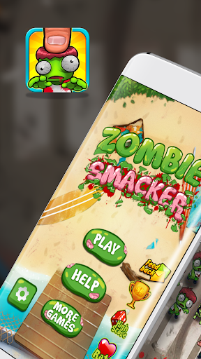 Zombie Smacker : Smasher - Ant Smasher  screenshots 1