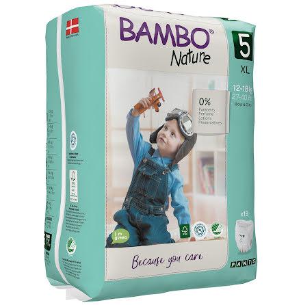 Bambo Nature Pants,12-18kg 19/