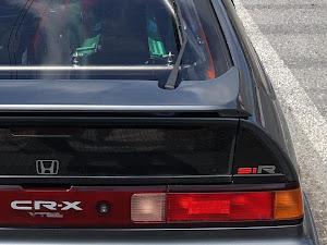 CR-X  1991年のカスタム事例画像 EF♪さんの2018年08月13日06:10の投稿