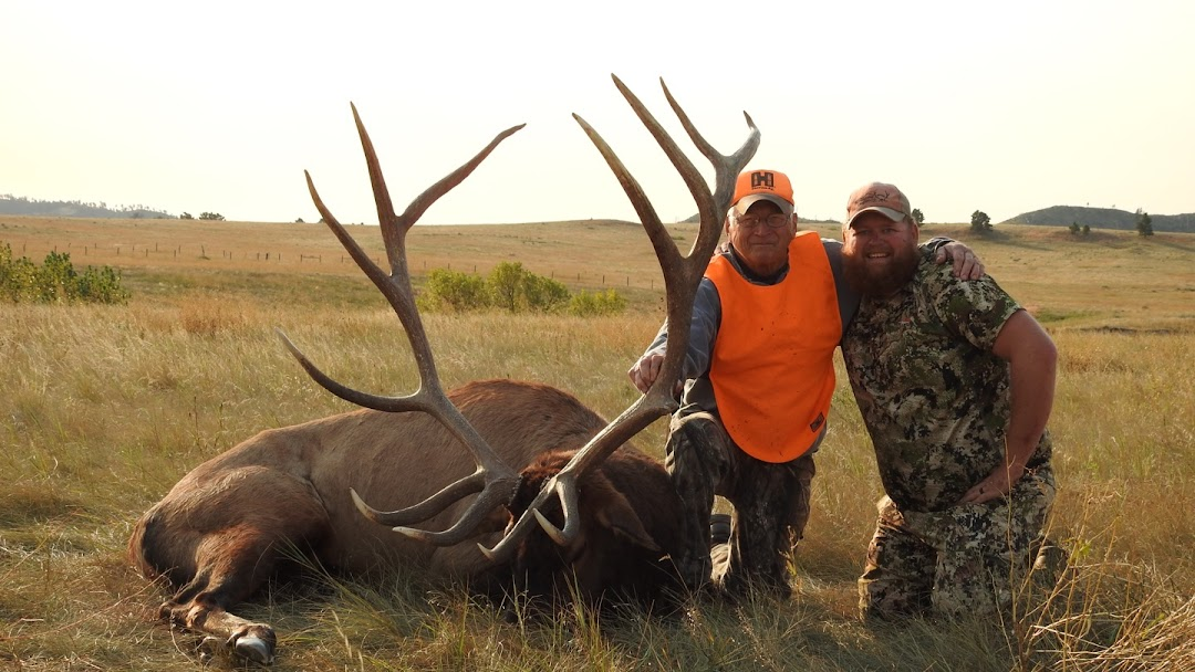 Hat Creek Valley Outfitters Hunting Area In Harrison