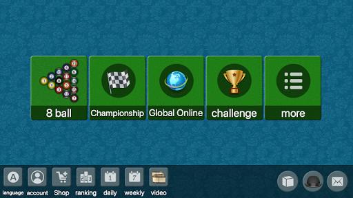 8 ball billiards Offline / Online pool free game apktram screenshots 4