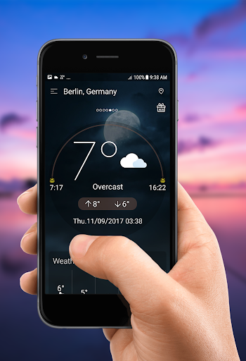 Daily weather forecast 6.0 Apk for Android 1