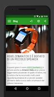 Screenshot of Androidiani