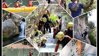 El campamento incluye la estancia en el Centro de Educación Ambiental Fuente del Roble.