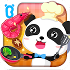 Baby Panda Chef - Educational Game for Kids icon