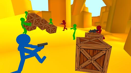Stickman Counter Zombie Strike 1.02 screenshots 18