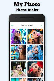 App My Photo Phone Dialer : Photo Caller Screen Dialer APK for Windows Phone