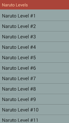 Trivia for Naruto 2015 Quiz