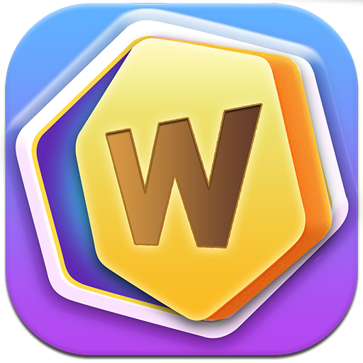 Word View Hexa - Connect games