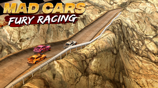 Mad Cars Fury Racing 1.0 screenshots 5
