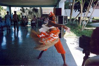 Photo: Danse de Changó - Afrocuba de Matanzas - Matanzas - 1989