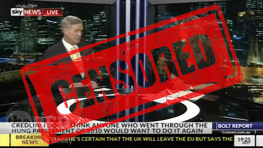 Why Big Tech Is Deplatforming Sky News