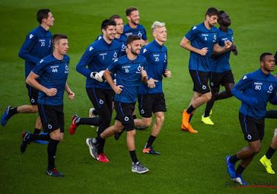 Club Brugge keert met slechts één fitte centrale verdediger terug van winterstage