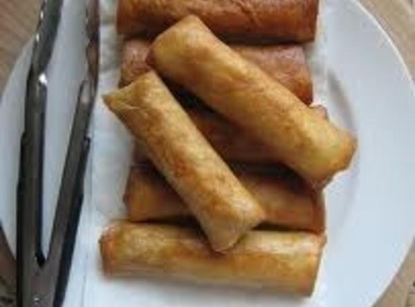 Conchik's Eggrolls Recipe