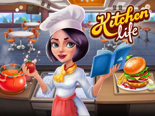 COOKING FUN Crazy Chef Kitchen Craze Cooking Games 2.4 de.gamequotes.net 1