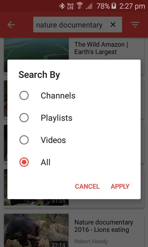 TubePlay for YouTube- screenshot
