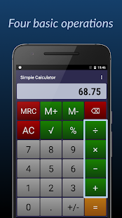 Simple Calculator
