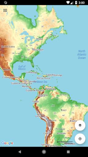 World Topo Map 2.3.0 screenshots 1